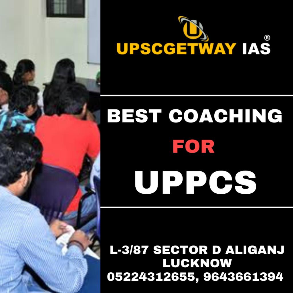Best UPPCS Coaching Institute in Lucknow
