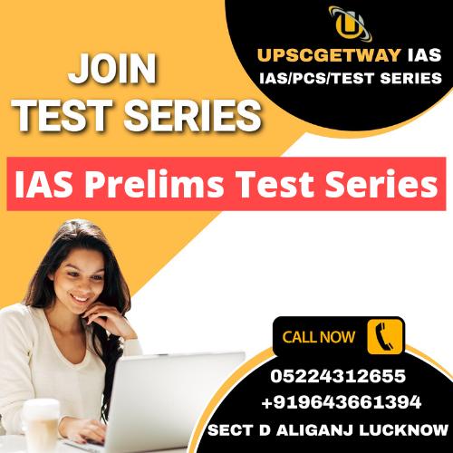 IAS Prelims Test Series Online